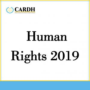 The State of Human Rights in 2019