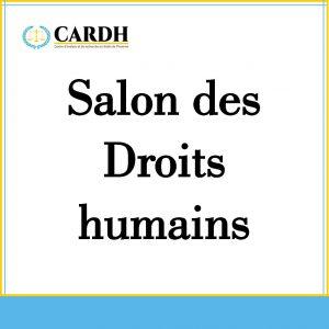 3ème édition du Salon des droits humains