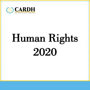 State of Human Rights in 2020